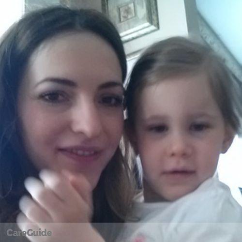 Canadian Nanny Provider Sanela Gali's Profile Picture