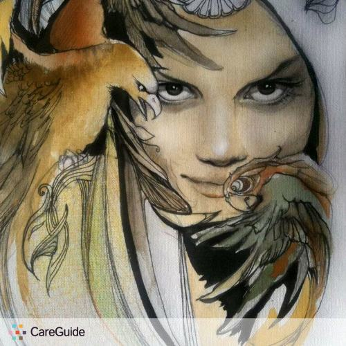Painter Provider Inga Shtukler's Profile Picture