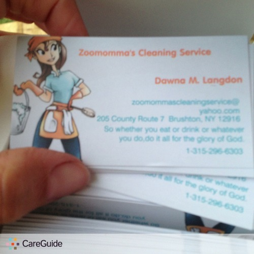 Housekeeper Provider Dawna Langdon's Profile Picture