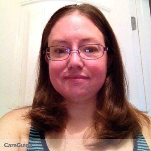 Pet Care Provider Ally Gile's Profile Picture