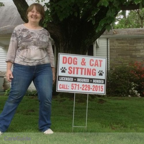 Pet Care Provider Debbie Swindall's Profile Picture