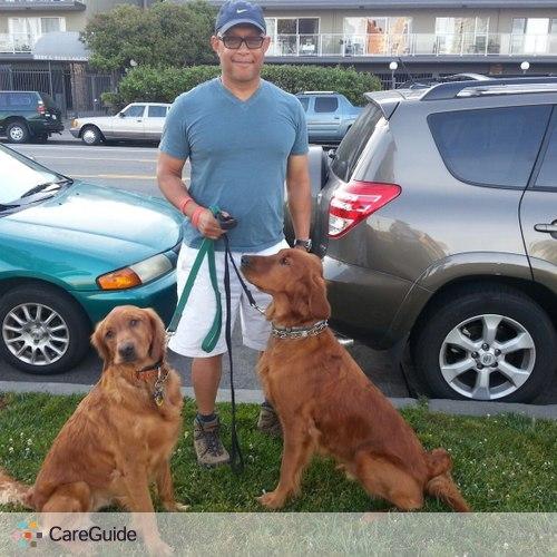 Pet Care Provider Ajamu Stewart's Profile Picture