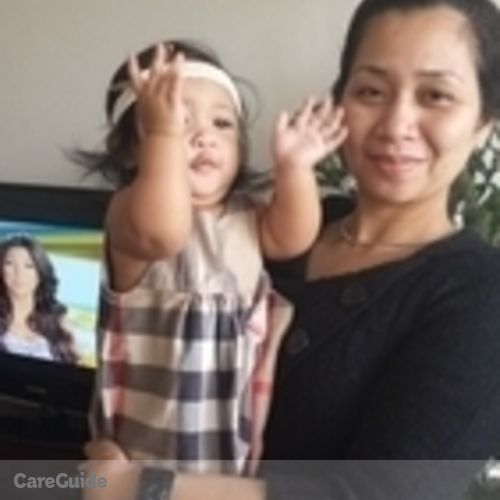 Canadian Nanny Provider Theresa Marie Ildefonso's Profile Picture