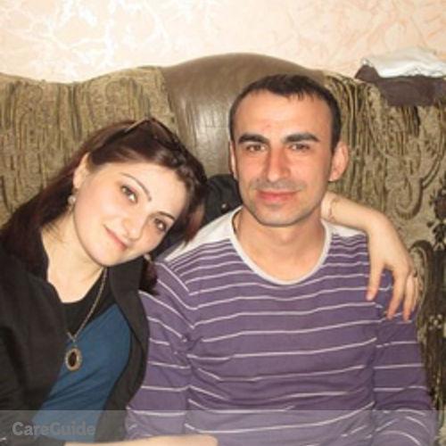 Canadian Nanny Provider Mariami Gvenetadze's Profile Picture