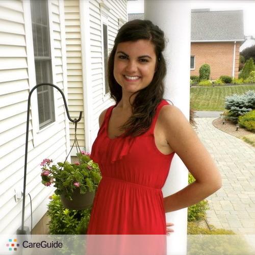 Child Care Provider Melissa L's Profile Picture