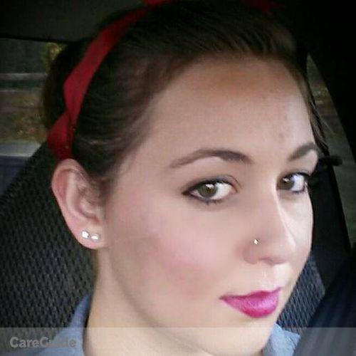 Canadian Nanny Provider Keshia J's Profile Picture
