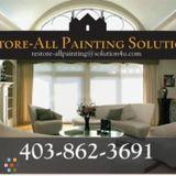 Painter in Calgary