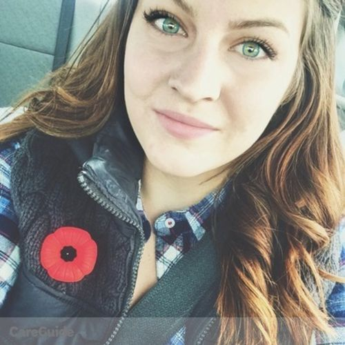 Canadian Nanny Provider Sarah Collins's Profile Picture