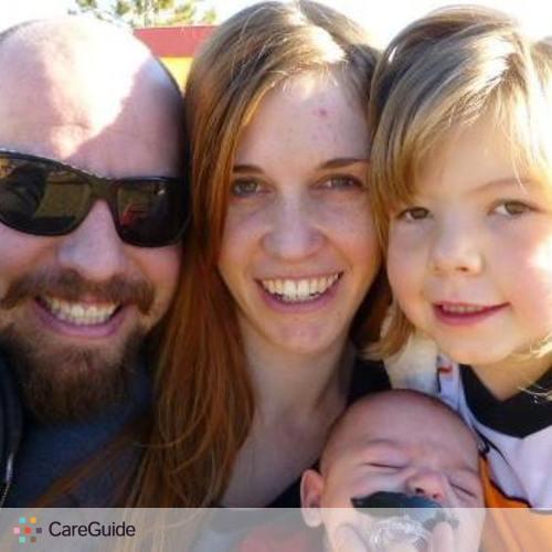 Child Care Provider Tara Peake's Profile Picture