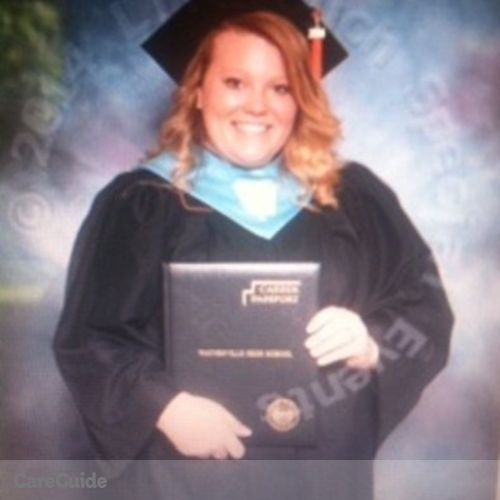 Child Care Provider Samantha Tate's Profile Picture