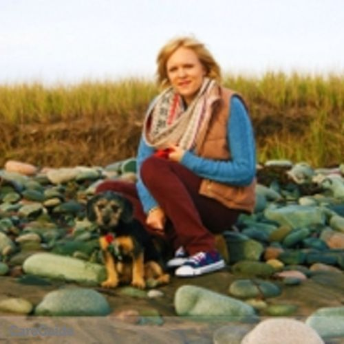 Canadian Nanny Provider Joanna 's Profile Picture