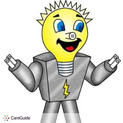 Electrician Job Angel M's Profile Picture