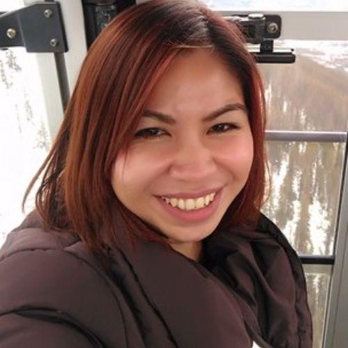 Canadian Nanny Provider Pearl Angela Abraham's Profile Picture