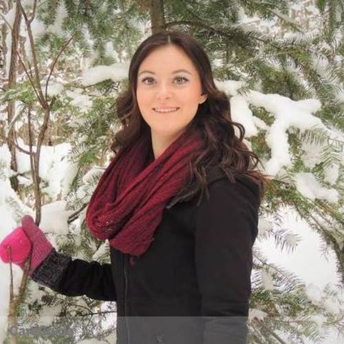 Canadian Nanny Provider Shannon Drolet's Profile Picture