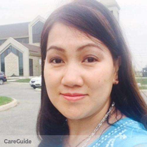 Canadian Nanny Provider Wilma Omas's Profile Picture