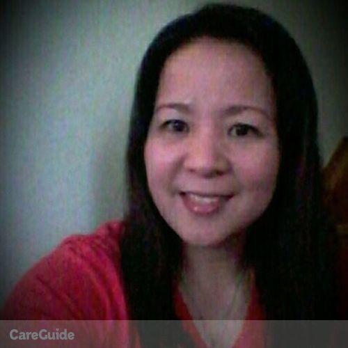 Canadian Nanny Provider Agnes Mallari's Profile Picture