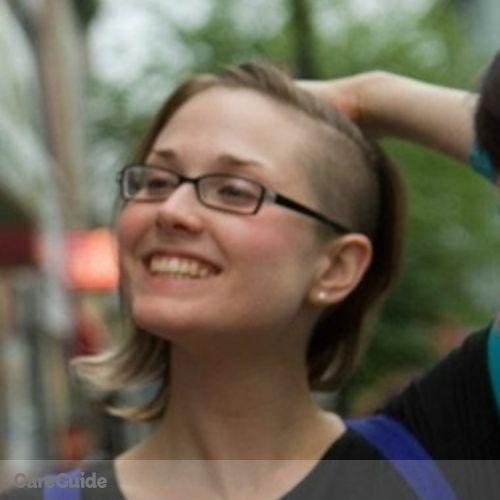 Canadian Nanny Provider Amanda Smith's Profile Picture