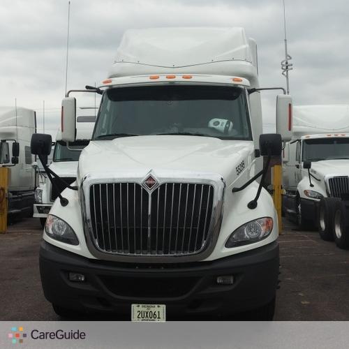 Truck Driver Job Herbert B's Profile Picture