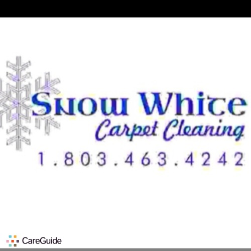 Housekeeper Provider Snow White Carpet cleaning's Profile Picture