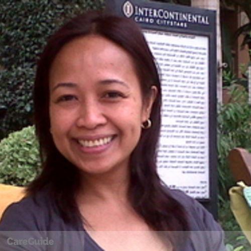 Canadian Nanny Provider Ma. Sylma Joy T's Profile Picture