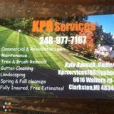 Spring clean ups, lawn care, landscaping, snow plowing!