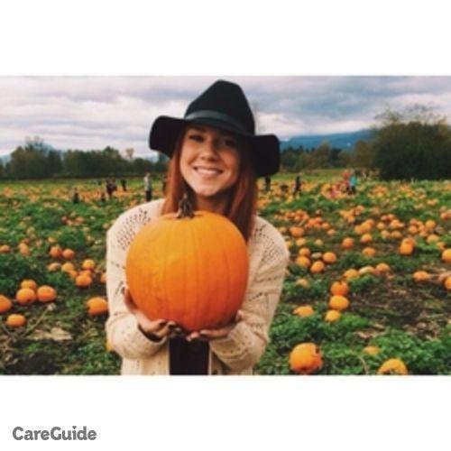 Canadian Nanny Provider Sadie Grant's Profile Picture