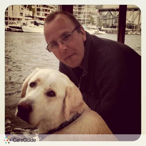 Pet Care Provider Paul W's Profile Picture