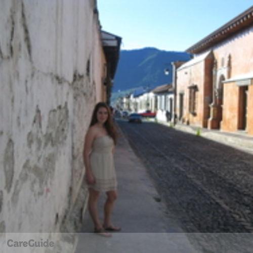 Canadian Nanny Provider Gabriela Bolanos's Profile Picture