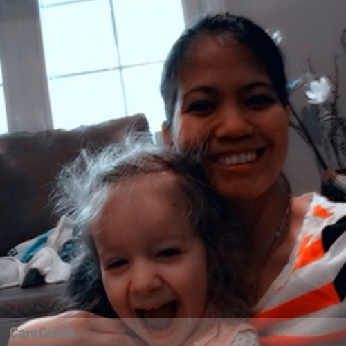 Canadian Nanny Provider Cynthia D's Profile Picture