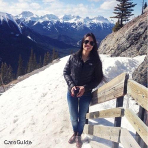 Canadian Nanny Provider Driana H's Profile Picture