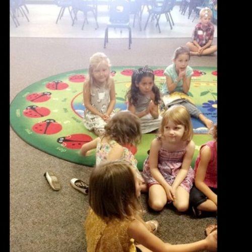 Child Care Provider Mercedes B Gallery Image 1