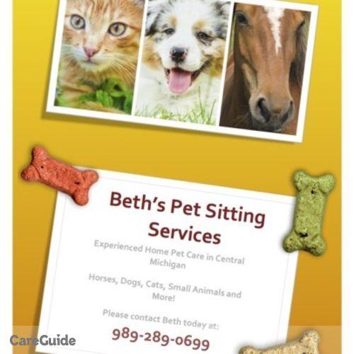 Pet Care Provider Beth L's Profile Picture