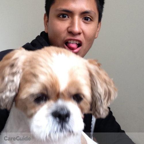 Pet Care Provider Cesar Quispe's Profile Picture
