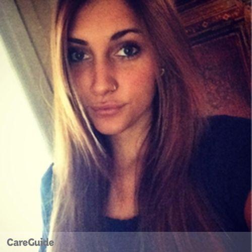 Canadian Nanny Provider Sarah-Jessica Martel's Profile Picture