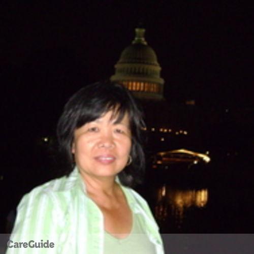 Canadian Nanny Provider Nelly G's Profile Picture