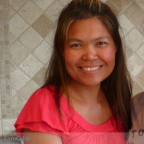 Elder Care Provider Susanne Molina's Profile Picture