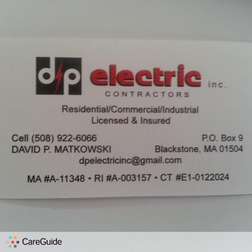 Electrician Provider D P Electric Inc's Profile Picture