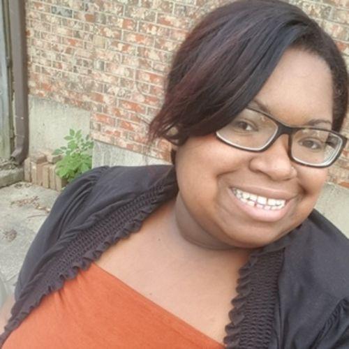 Child Care Provider Jasmine P's Profile Picture