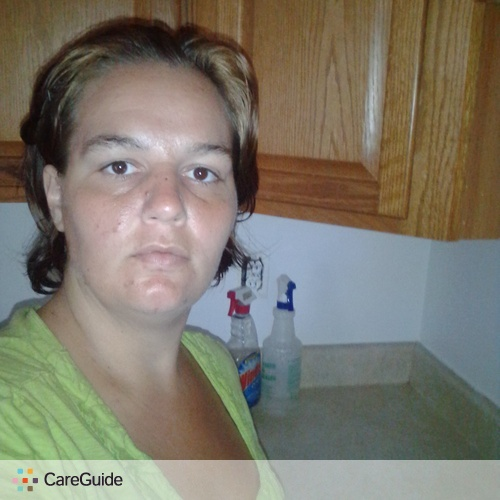 Housekeeper Provider Amber Jenkins's Profile Picture