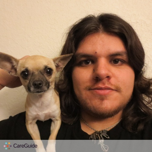 Pet Care Provider Jovan Sanchez's Profile Picture