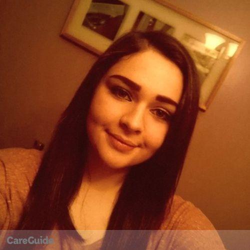 Canadian Nanny Provider Brittany Cornford's Profile Picture