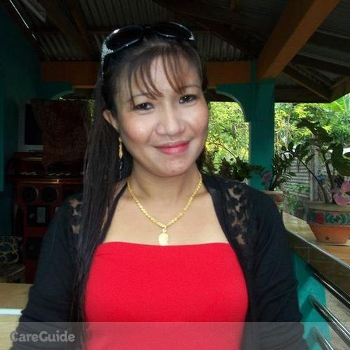 Housekeeper Provider Marilou Asilo's Profile Picture