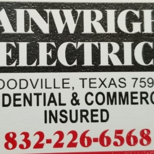 TX Master Electrical License for Lease