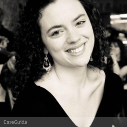 Canadian Nanny Provider Emma B's Profile Picture