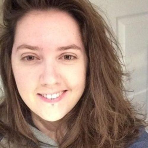Canadian Nanny Provider Brittany Rushton's Profile Picture