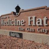 Family in Medicine Hat