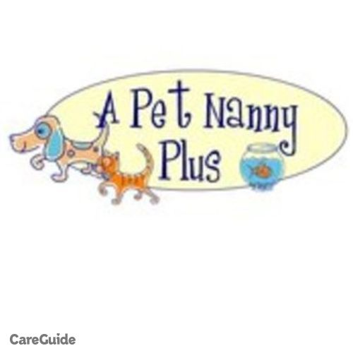 Pet Care Provider A Pet Nanny Plus's Profile Picture