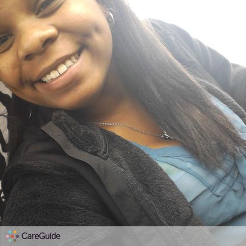 Child Care Provider Tailyah Douglas's Profile Picture