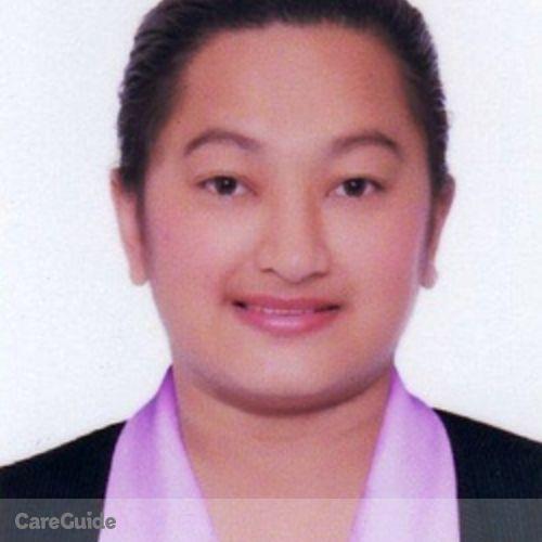 Canadian Nanny Provider Carmi Natalio's Profile Picture
