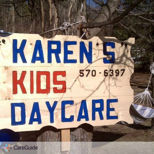Child Care Provider Karen Y's Profile Picture